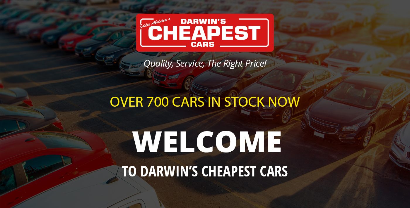 About Darwin S Cheapest Cars Online Used Vehicle Superstore